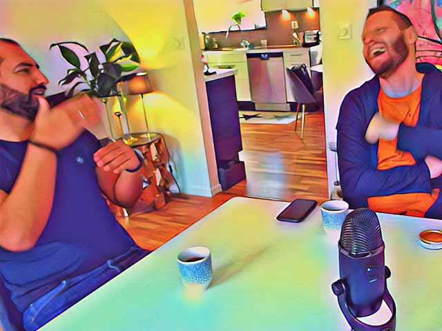 Nakna entreprenören - Gäst Michel Massadakis - Vi försöker definiera, vad är en entreprenör?