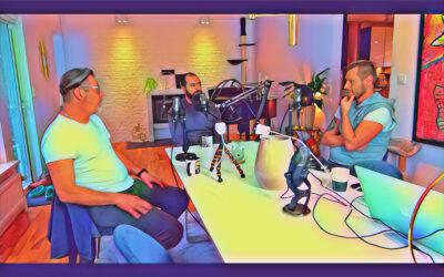 En podcastvecka